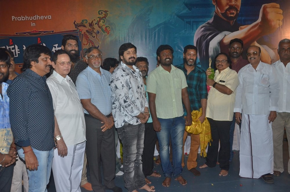Prabhu Deva,RJ Balaji,MS Arjun,Ashwin Raja,KS Srinivasan,Mohan Raja,Yung Mung Sung movie launch,Yung Mung Sung,Yung Mung Sung movie launch pics,Yung Mung Sung movie launch images,Yung Mung Sung movie launch photos,Yung Mung Sung movie launch stills