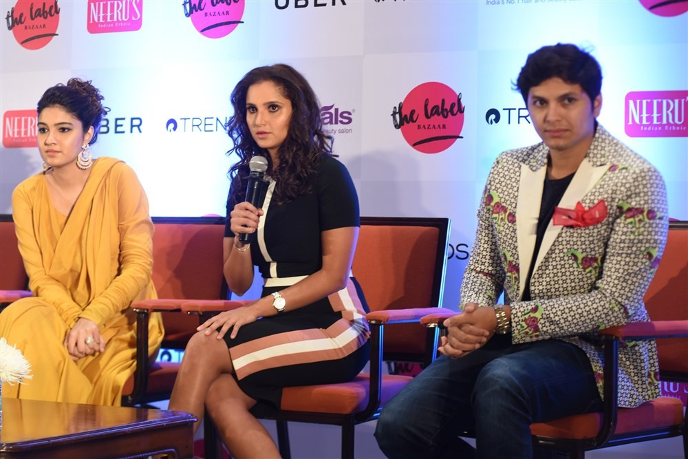 Sania Mirza,Tennis player Sania Mirza,The Label Bazaar,Sania Mirza inaugurates The Label Bazaar,Sania Mirza pics,Sania Mirza images,Sania Mirza stills,Sania Mirza pictures,Sania Mirza photos