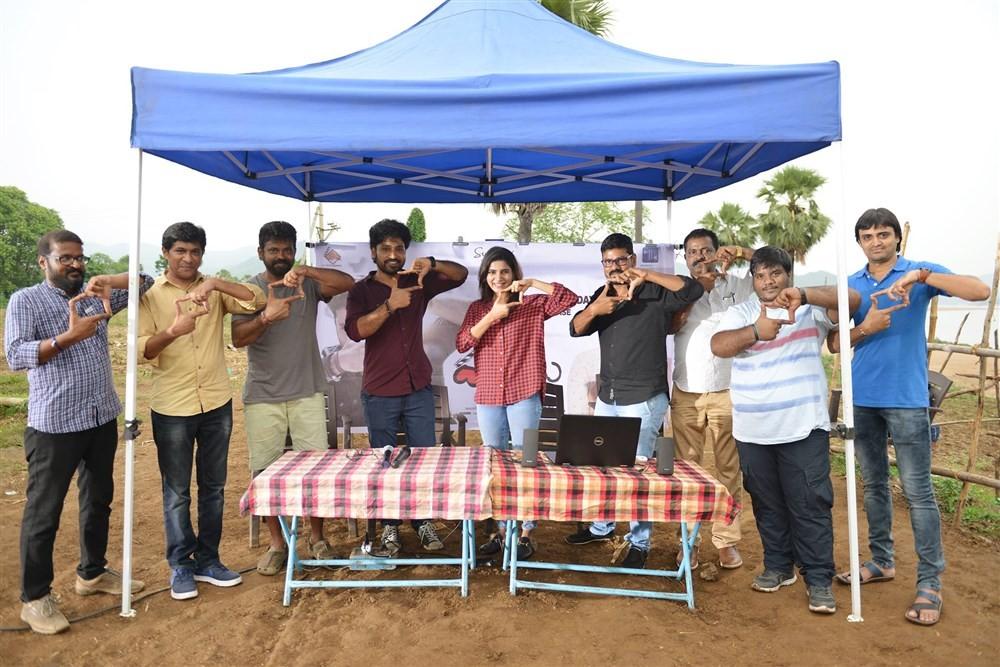 Samantha,Samantha Ruth Prabhu,actress Samantha Ruth Prabhu,actress Samantha,Sunday to Saturday Love song,Sunday to Saturday,Darshakudu