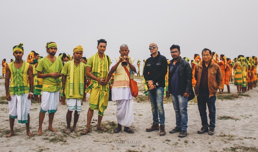 Assamese musician Joi Barua,Joi Barua,Koch Rajbongshi,Song on Koch Rajbongshi