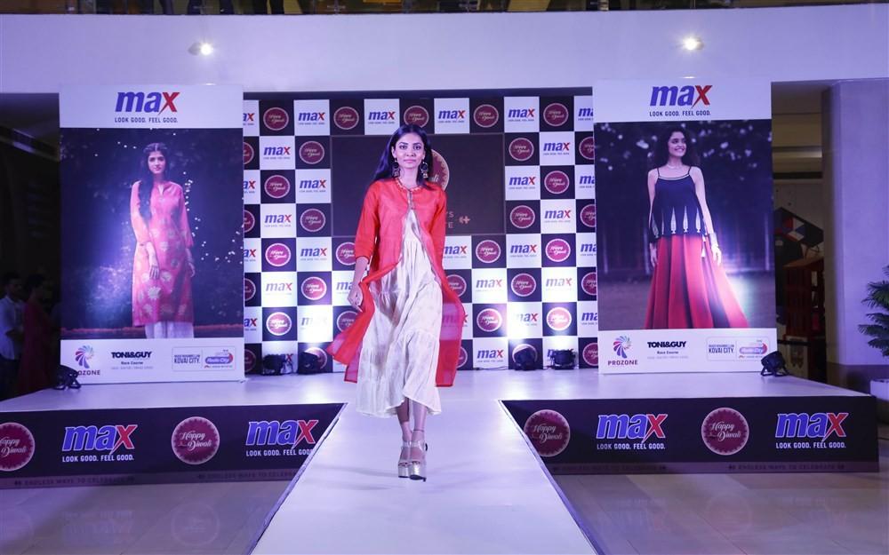 Aishwarya Rajesh,actress Aishwarya Rajesh,Max Fashion Festive collection,Max Festive collection,Max collection
