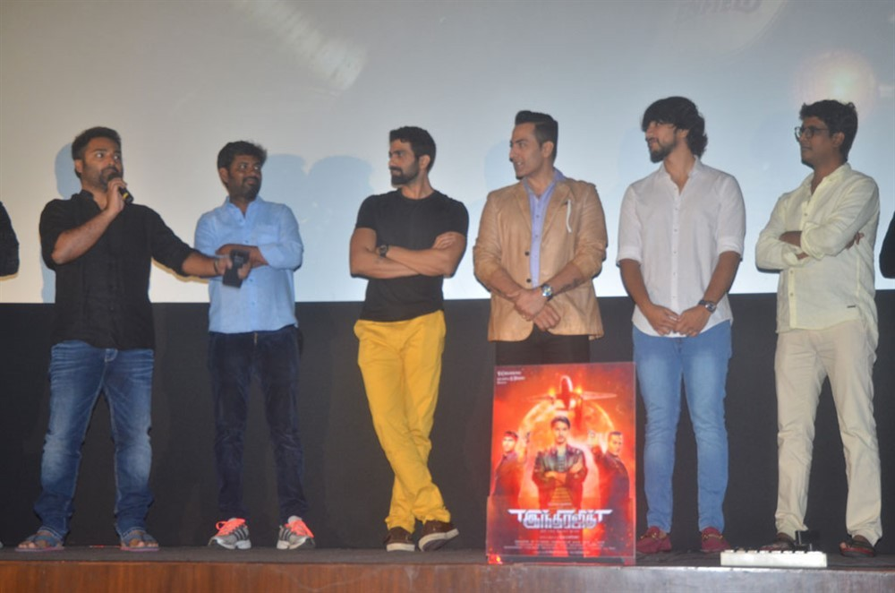 Gautham Karthik,Devi Sri Prasad,Kalaipuli S Thanu,Indrajith,Indrajith audio launch,Indrajith music launch,Indrajith audio launch pics,Indrajith audio launch images,Indrajith audio launch stills,Indrajith audio launch pictures,Indrajith audio launch photos
