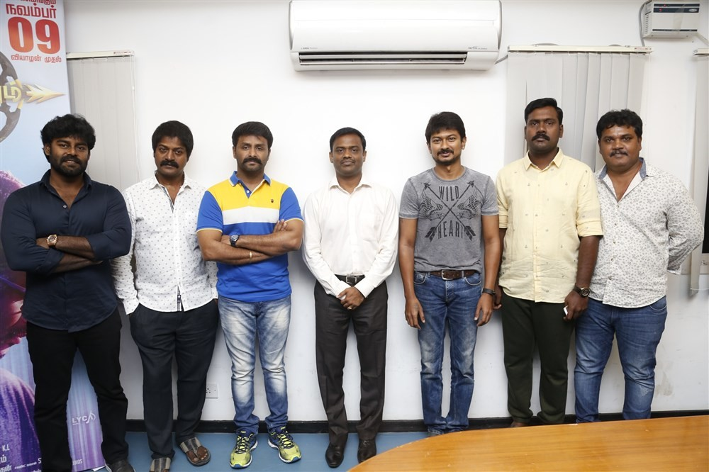 Udhayanidhi Stalin,Soori,Raadhika Sarathkumar,Raju Mahalingam,RK Suresh,Daniel Balaji,Ippadai Vellum,Ippadai Vellum press meet,Ippadai Vellum press meet pics,Ippadai Vellum press meet images,Ippadai Vellum press meet stills,Ippadai Vellum press meet pictu