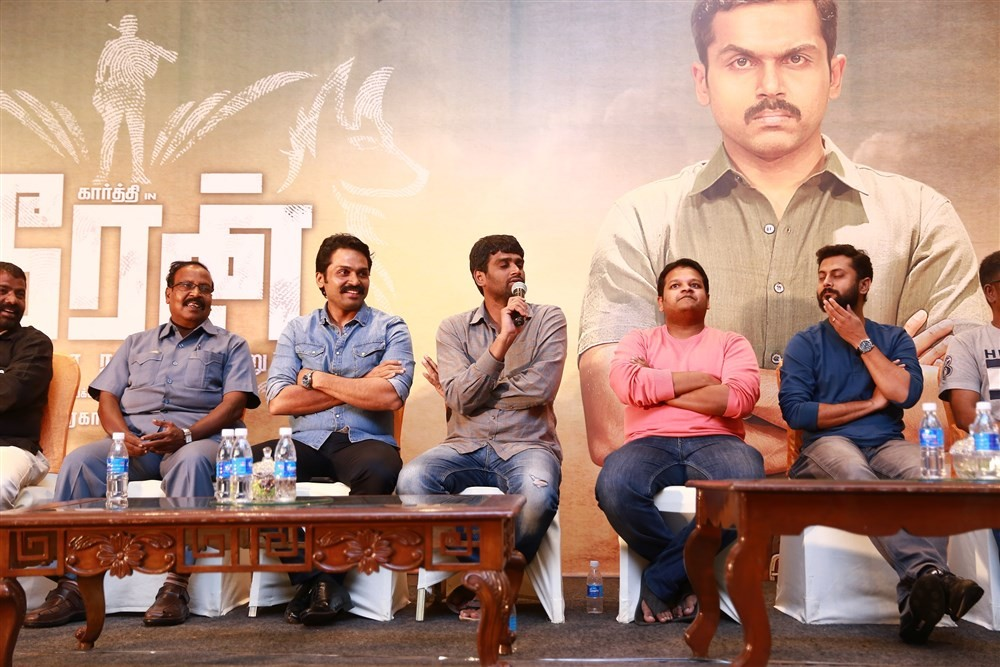 Karthi,Ghibran,Dheeran Adhigaram Ondru,Dheeran Adhigaram Ondru success meet,Dheeran Adhigaram Ondru success meet pics,Dheeran Adhigaram Ondru success meet images,Dheeran Adhigaram Ondru success meet stills,Dheeran Adhigaram Ondru success meet pictures,Dhe