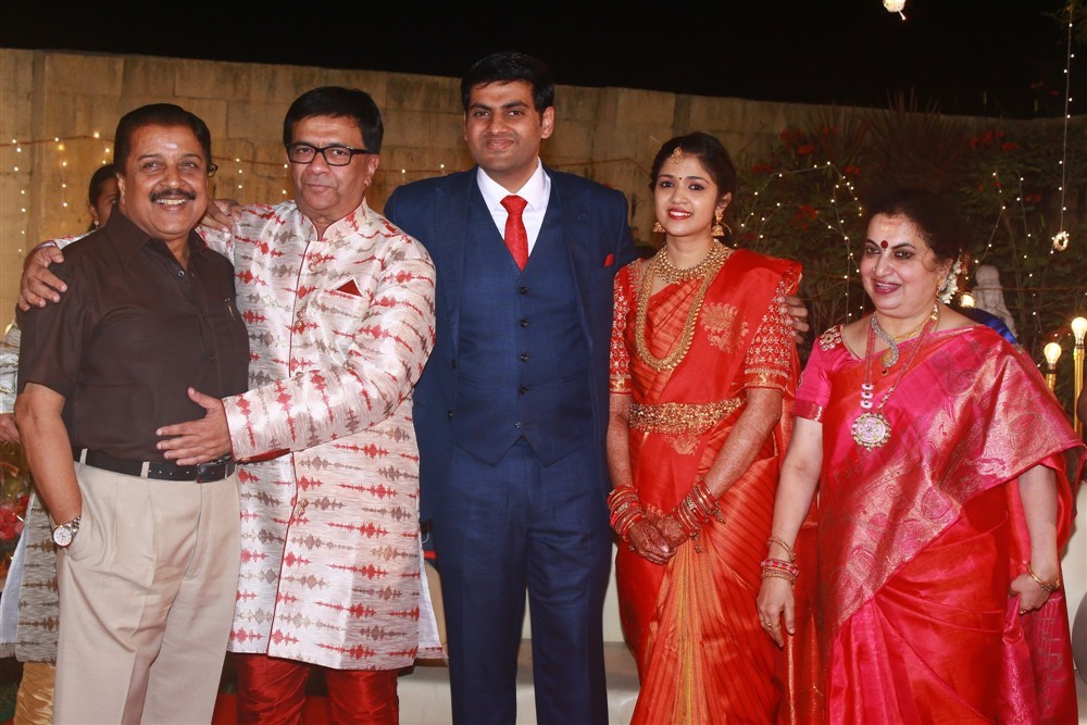 Prasanna,Senha,Senthil,Kasthuri,Meena,YGee Mahendra,Harshavardhana wedding reception,Harshavardhana wedding reception pics,Harshavardhana wedding reception images,Harshavardhana wedding reception stills,Harshavardhana wedding reception pictures,Harshavard