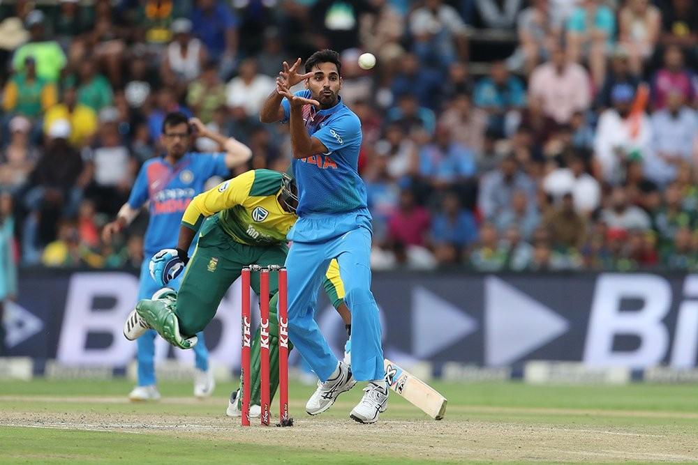 India beat S. Africa,India beat Sout Africa,Virat Kohli,Bhuvneshwar Kumar,Shikhar Dhawan