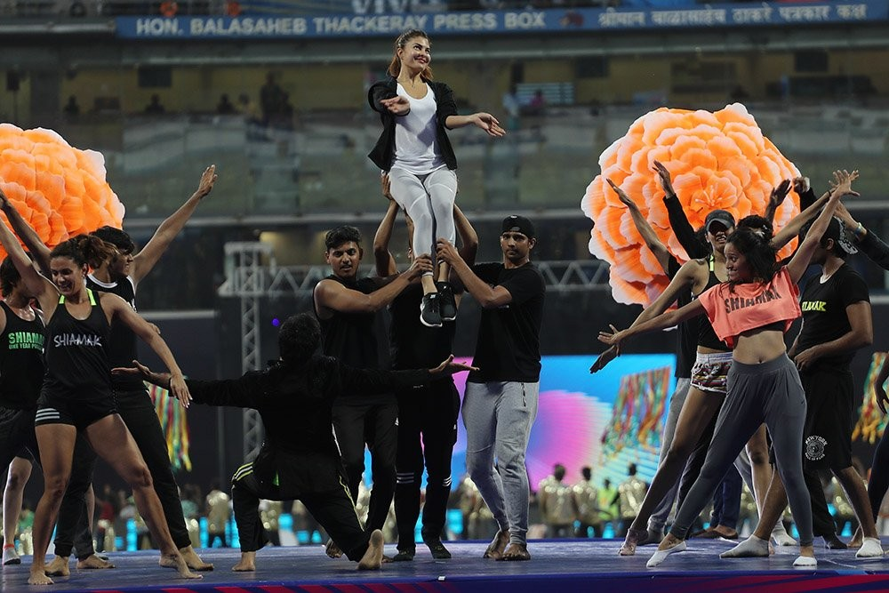 Hrithik Roshan,Jacqueline Fernandez,Tamannaah Bhatia,IPL opening ceremony,ipl opening ceremony performance,IPL opening ceremony pics,IPL 2018 opening ceremony,IPL opening ceremony images