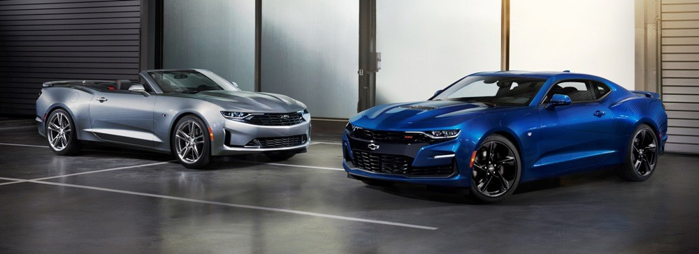 2019 Chevrolet Camaro: 7 things to know about the ...