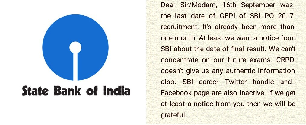 State Bank of India, SBI PO