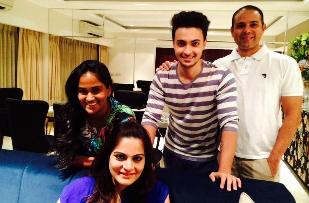 Arpita Khan and Aayush Sharma's house warming party