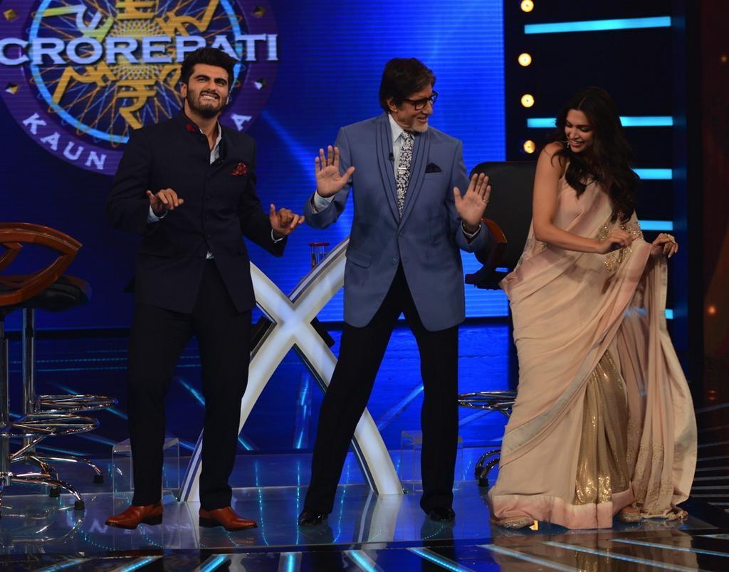 'Finding Fanny' cast on Amitabh Bachchan's 'Kaun Banega Crorepati' Season 8