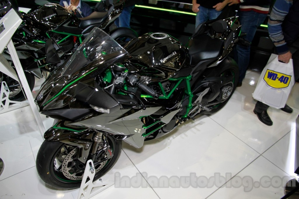 Kawasaki Ninja H2 India Price Revealed Bookings Open All