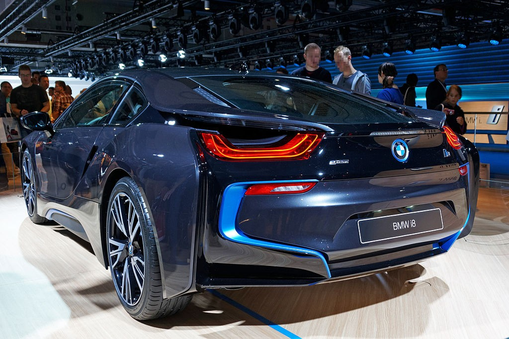 Bmw I8 Hybrid Price In India