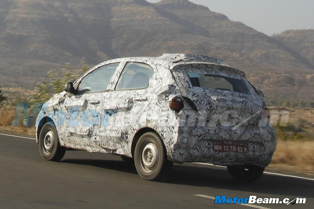 Tata Kite Hatchback Spied Testing Again; Expected Launch, Price, Feature Details