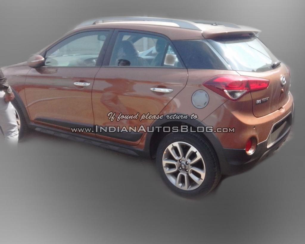 Hyundai i20 Active Reaches Dealerships
