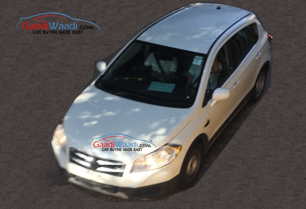 Maruti Suzuki SX4 S-Cross to be called Across