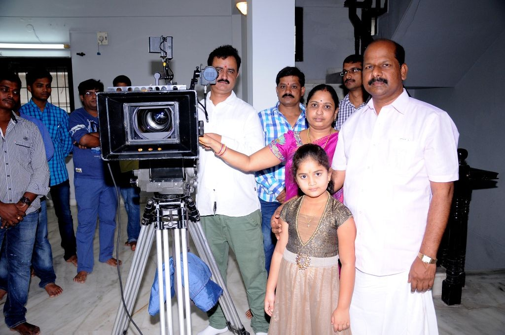 Manchu Manoj Movie opening ceremony