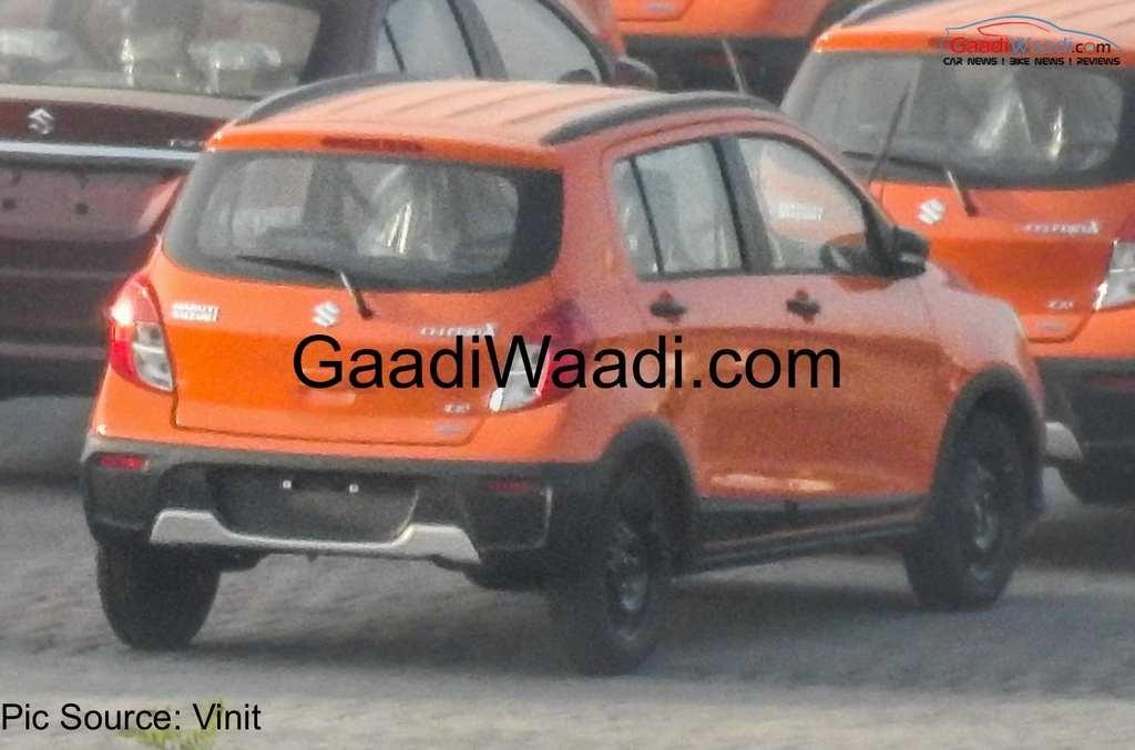 Maruti Suzuki Celerio X, Maruti Suzuki Celerio X India
