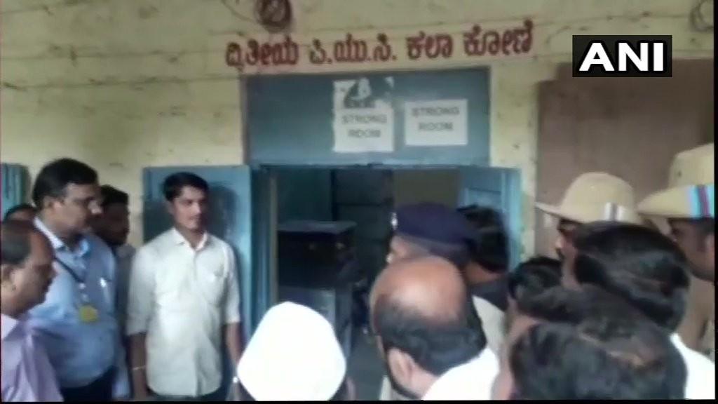 Karnataka Urban Local Body election