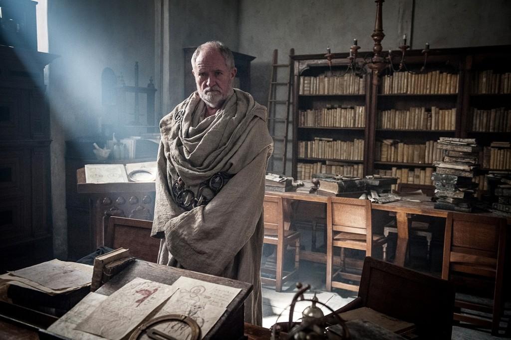 Jim Broadbent as Archmaester Marwyn