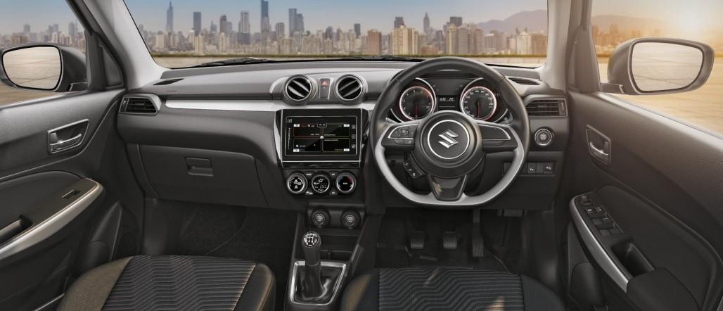New Maruti Suzuki Swift
