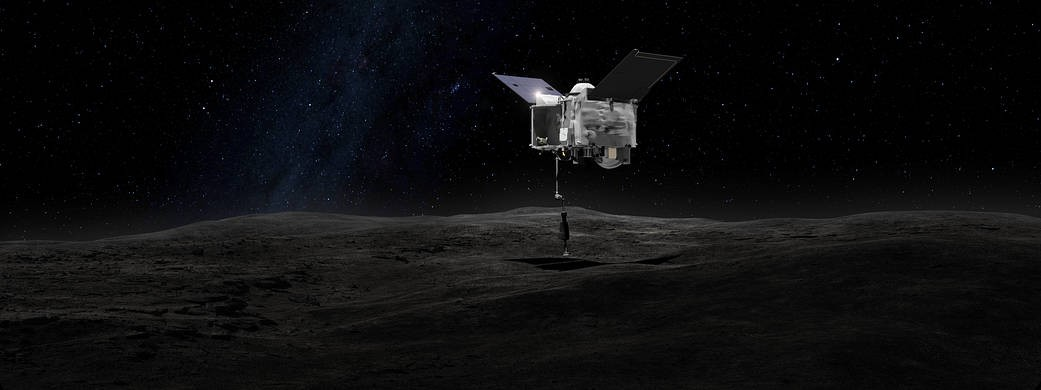 nasa, asteroid, Bennu, OSIRIS-REx, spacecraft,