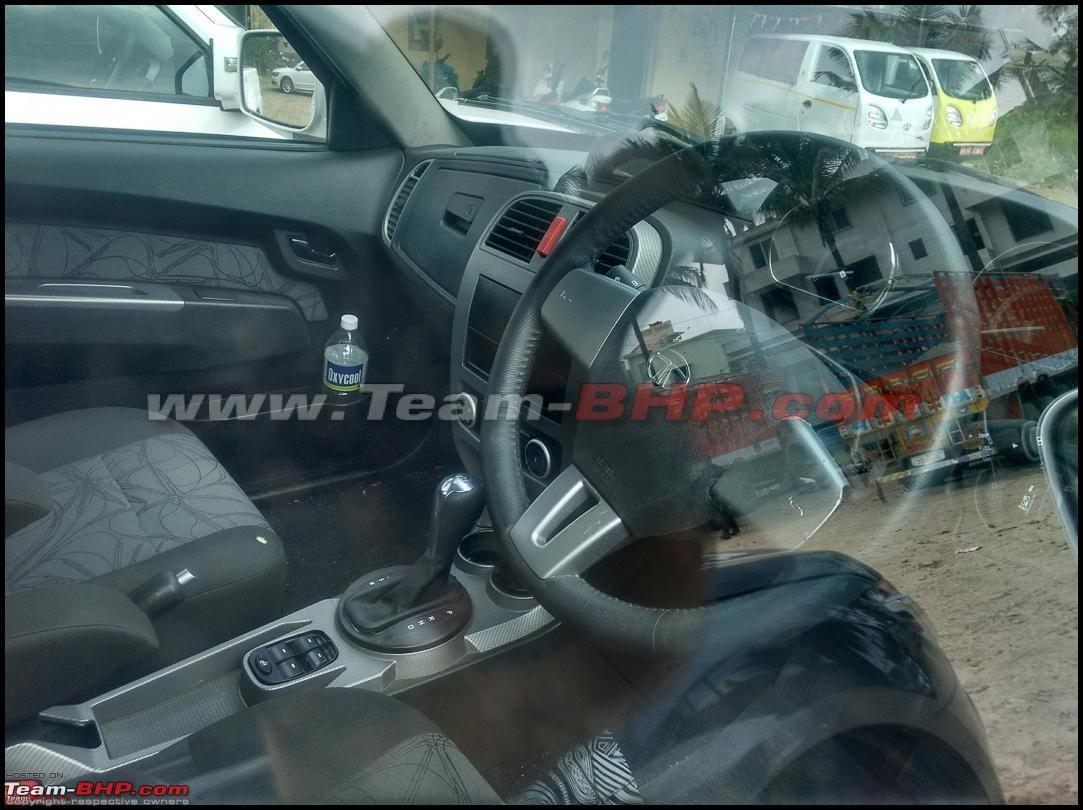 Tata Xenon facelift