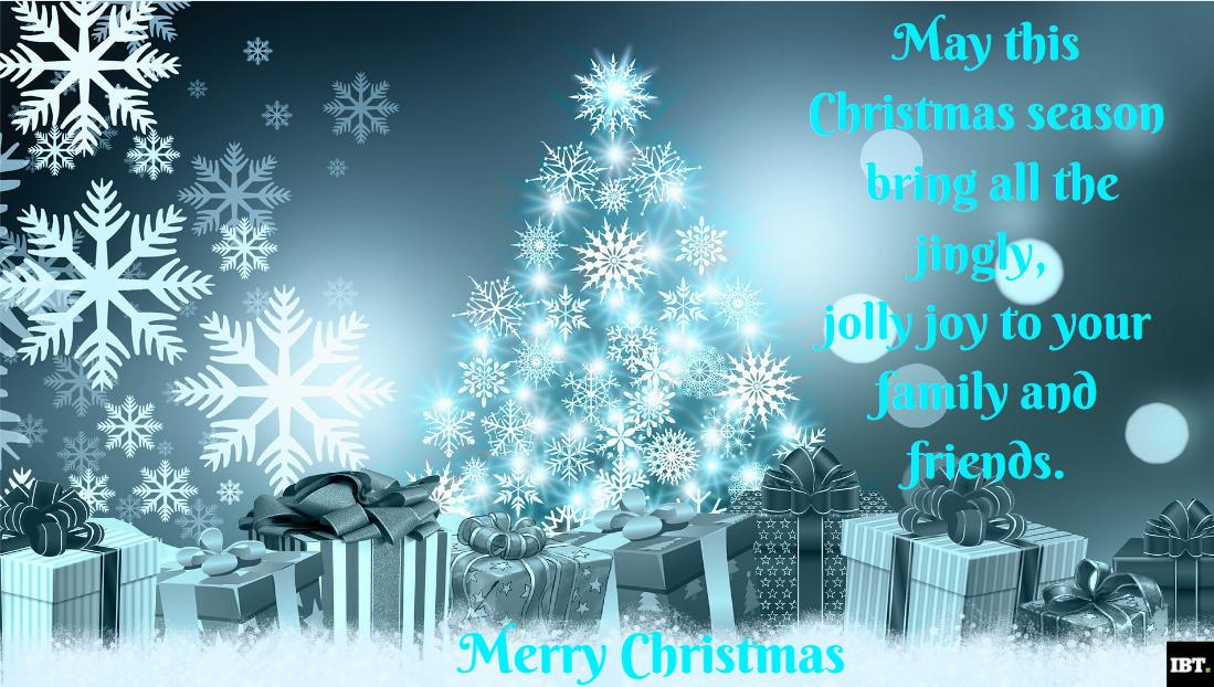 IBT Christmas greetings