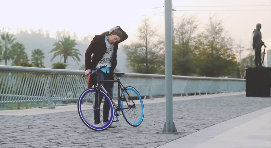 The Unstealable Bike