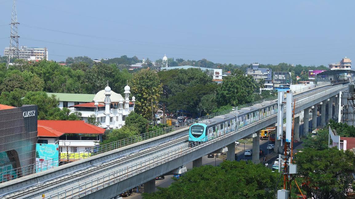 Kochi Metro Rail Limited, KMRL