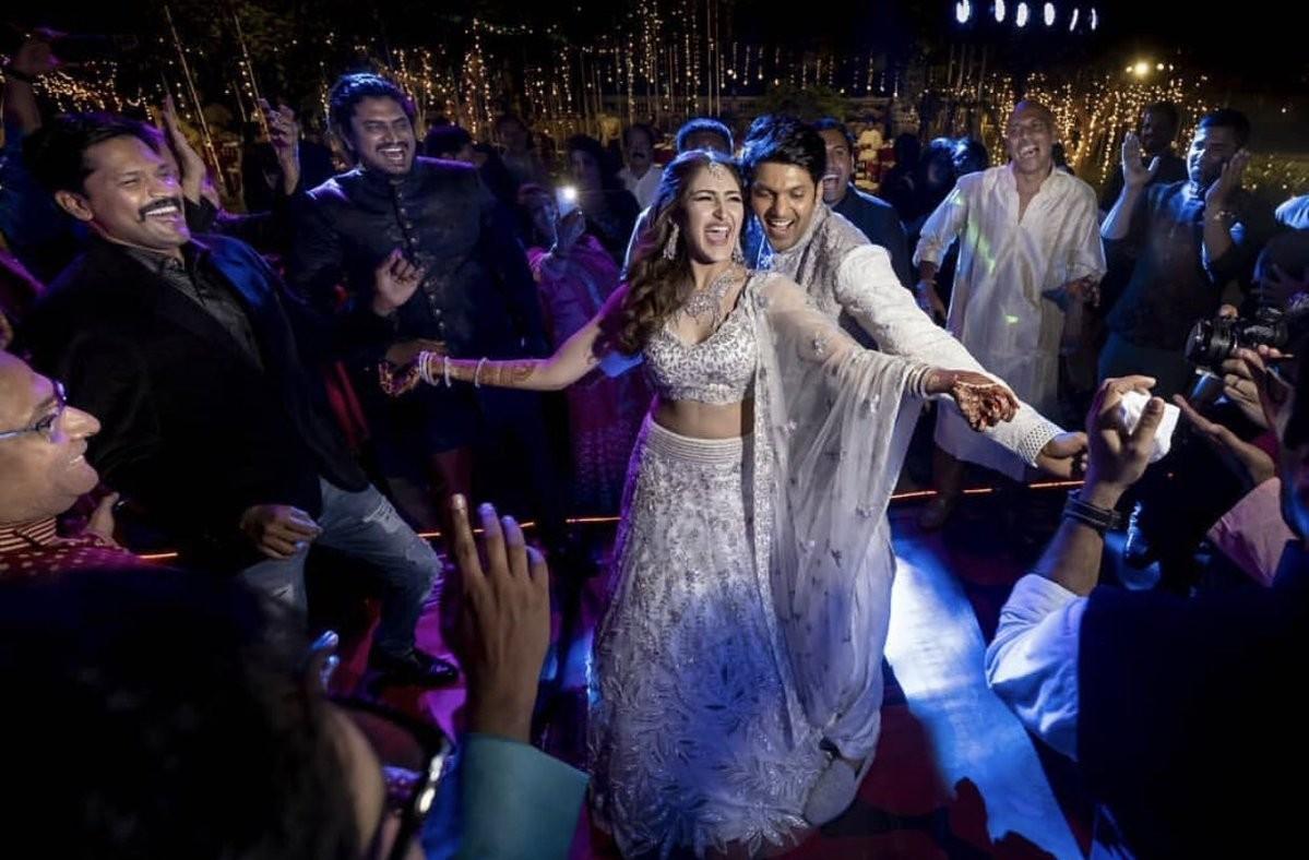 Arya-Sayyeshaa Pre-Wedding Event