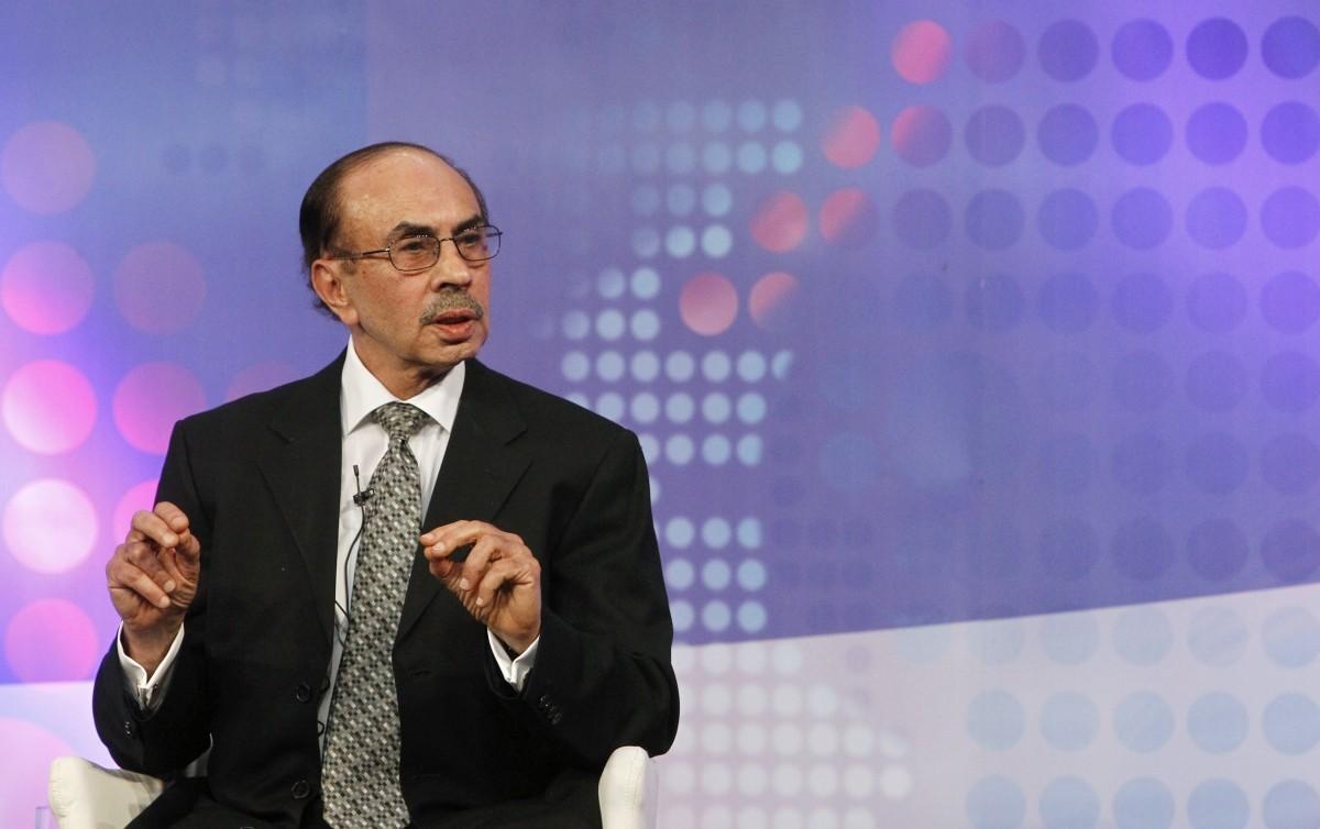 Chairman of The Godrej Group Adi Godrej