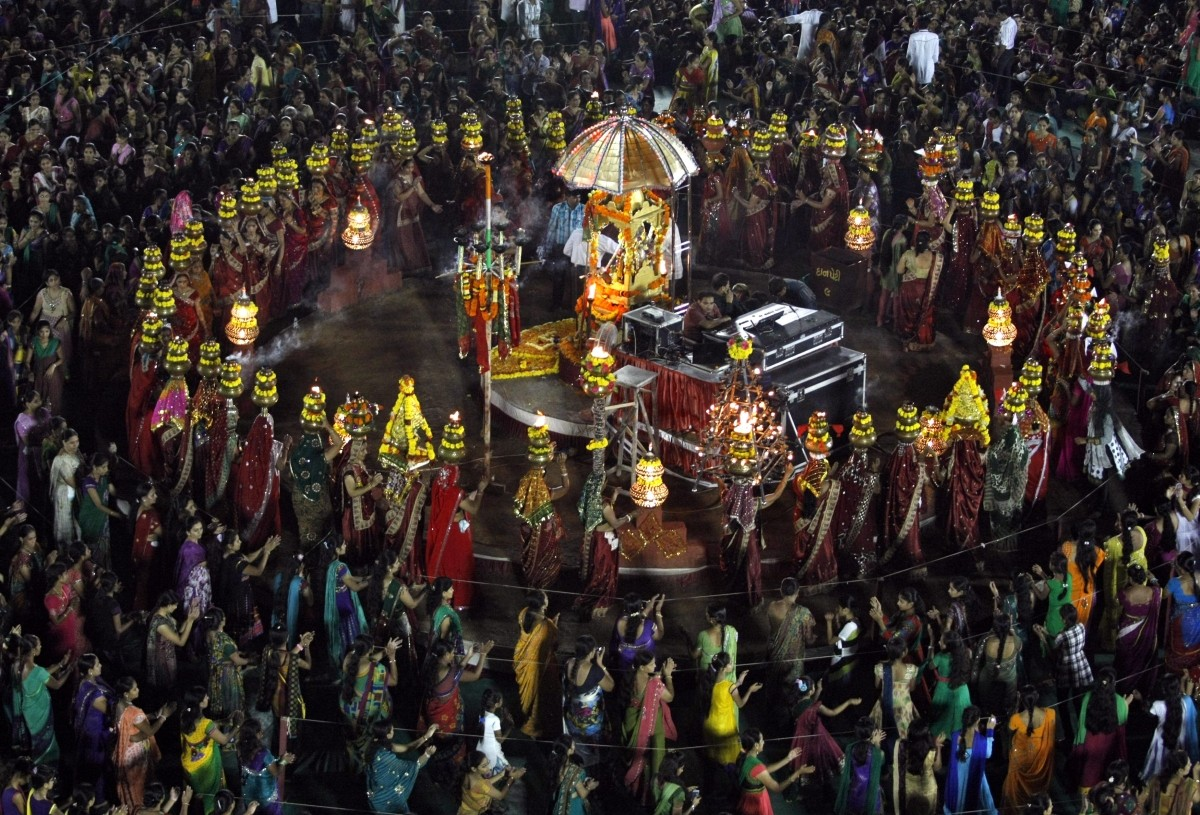 Navratri Special – From 'Gujarat' to 'West Bengal': Nine Days Celebration In India