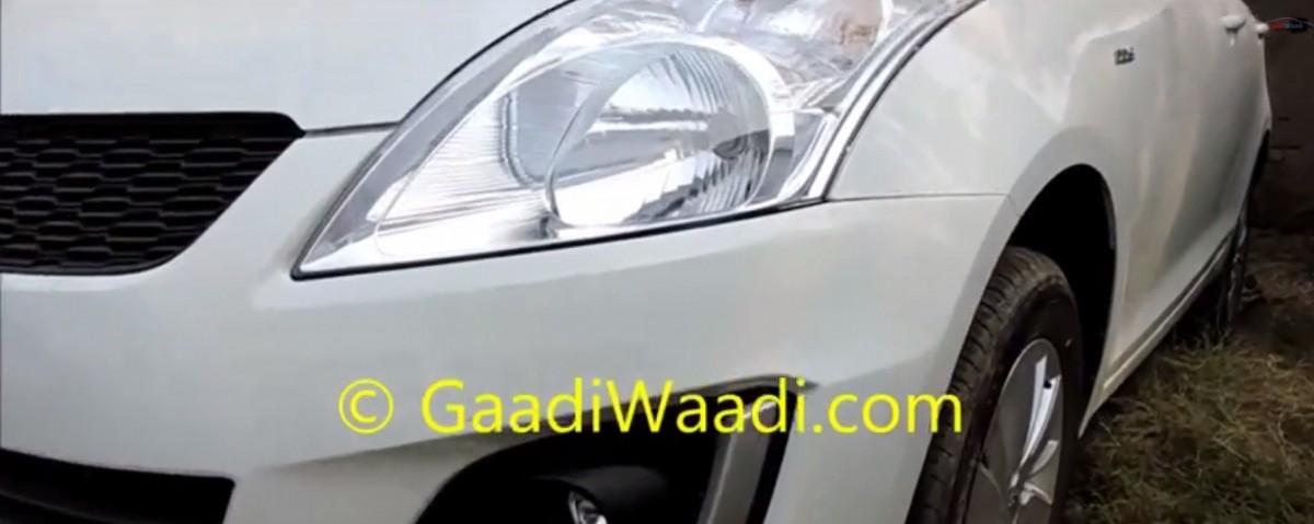 2014 Maruti Suzuki Swift Facelift Reaches Dealerships, Prices Revealed; Features, Booking, Mileage and More