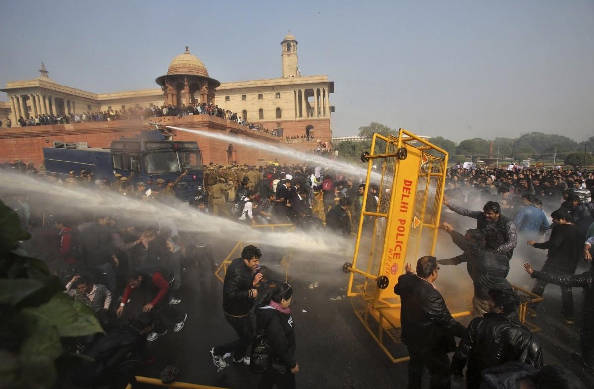 Delhi gangrape