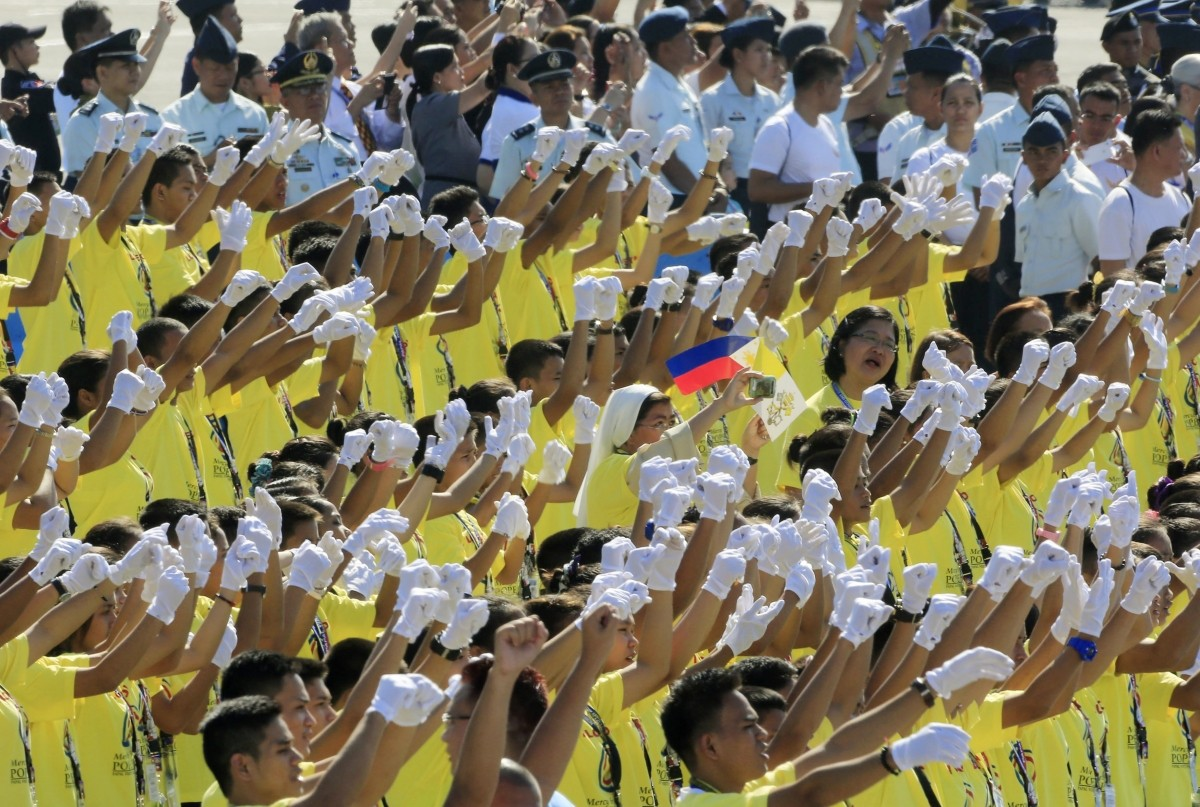 Philippines Bids Adieu to Pope Francis