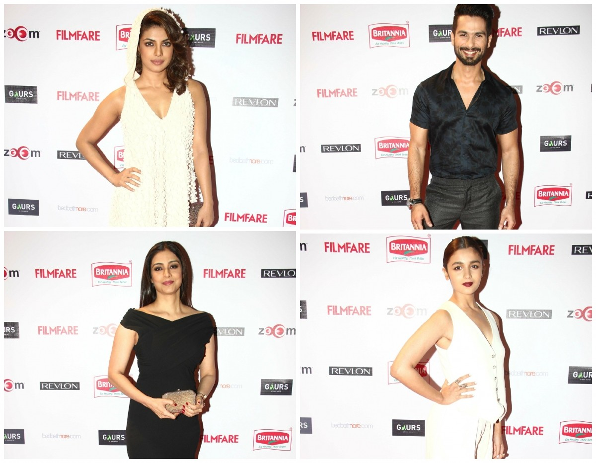 Filmfare Pre-award Night Party