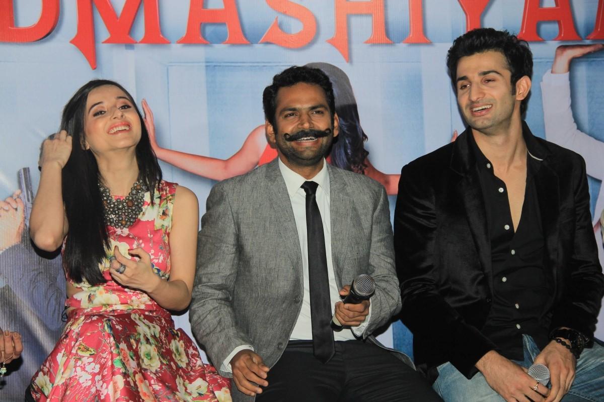 'Badmashiyan'Trailer Launch