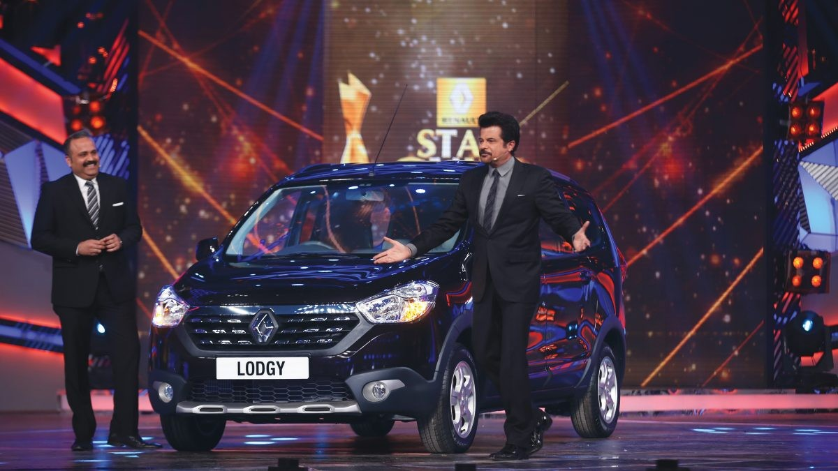 Renault Lodgy Makes Online Debut in India; Expected Price, Feature Details [PHOTOS]