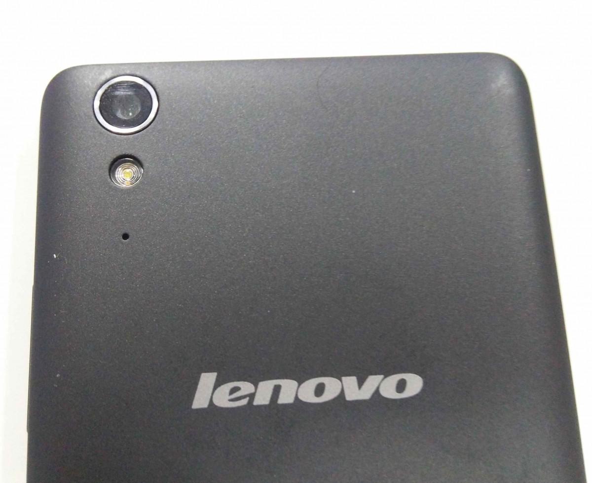 Lenovo A6000 Camera
