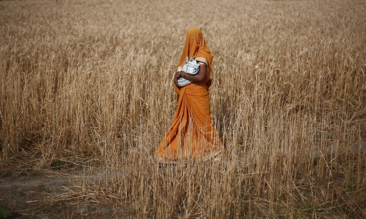 Women's Day Special: Powerful Images which Shows What It's like Being a Woman in India