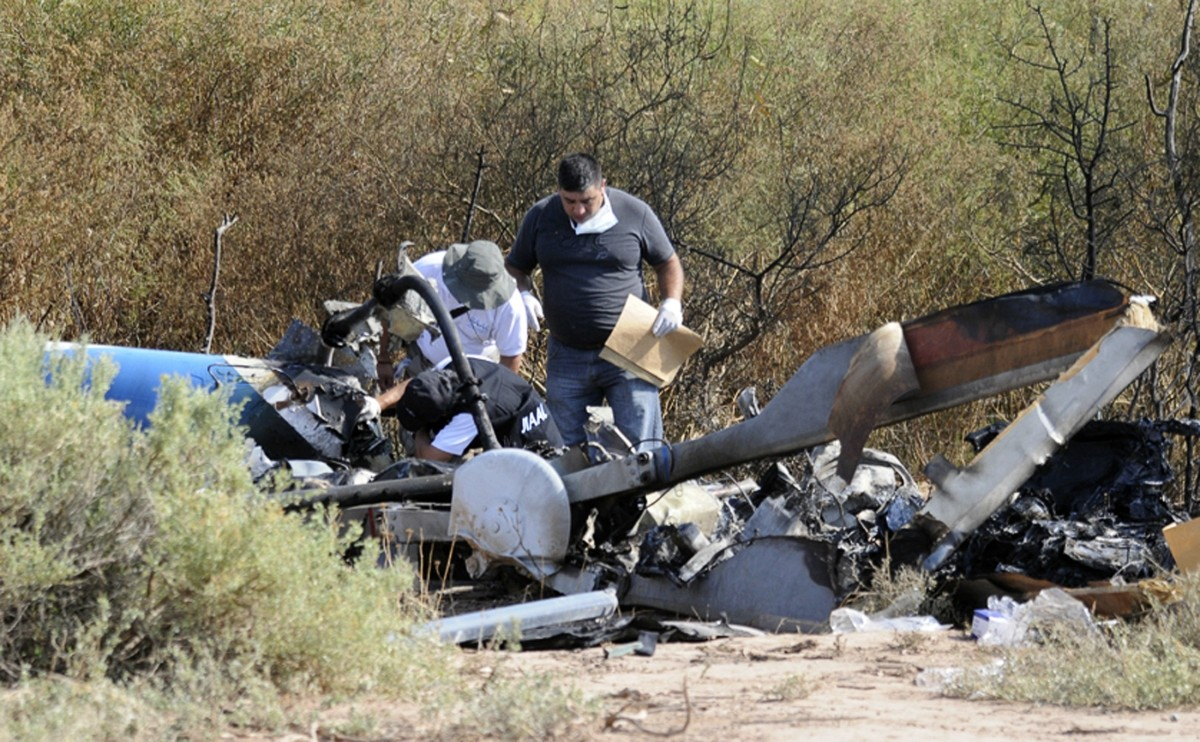 Argentina Helicopter Crash