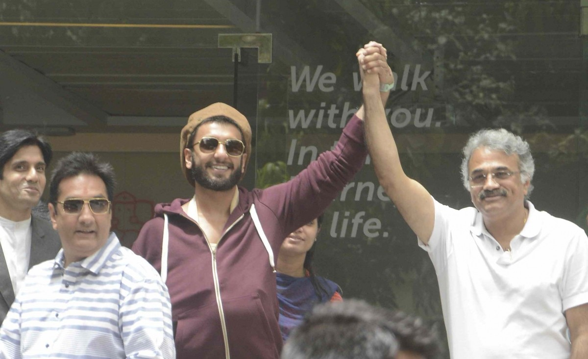Ranveer Singh Discharged After Surgery