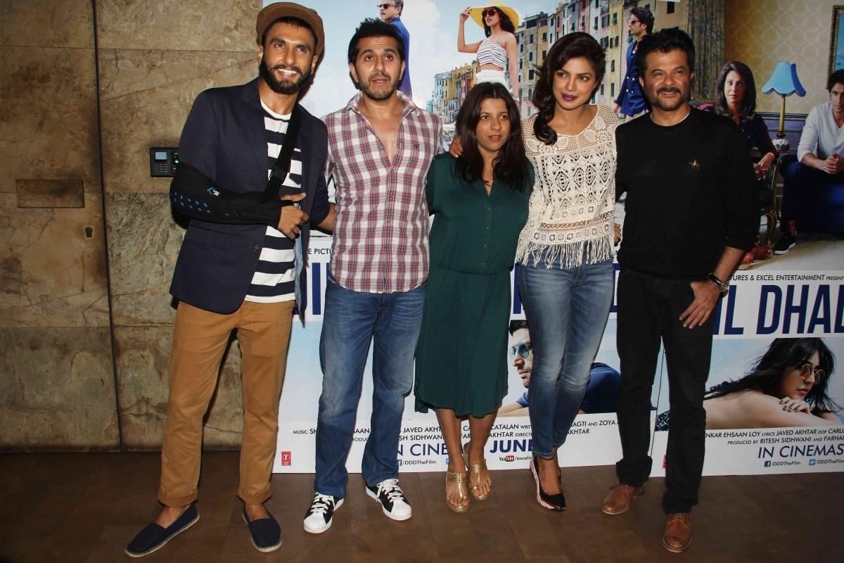 'Dil Dhadakne Do' Trailer Launch