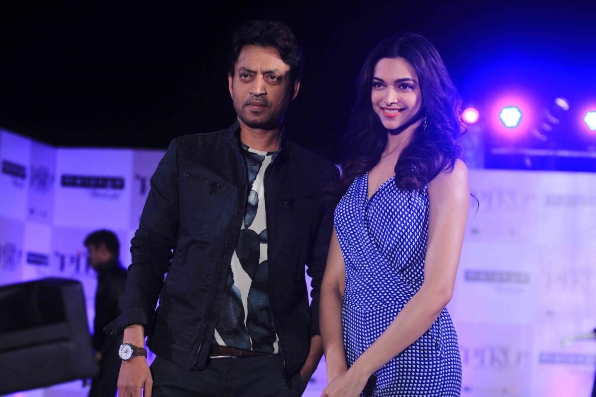 'Piku' Promotion: Deepika Padukone, Irrfan Khan Unveil 'Piku Melange Collection'