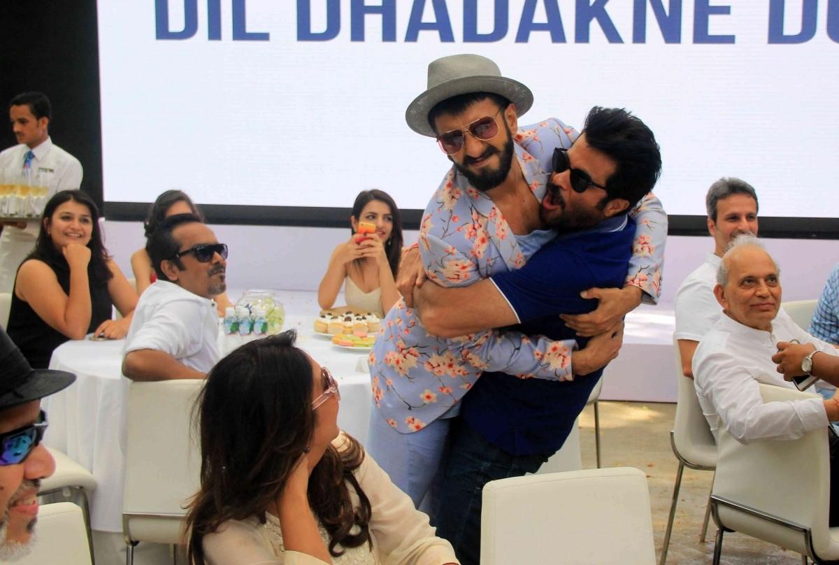 'Dil Dhadakne Do' Music Brunch