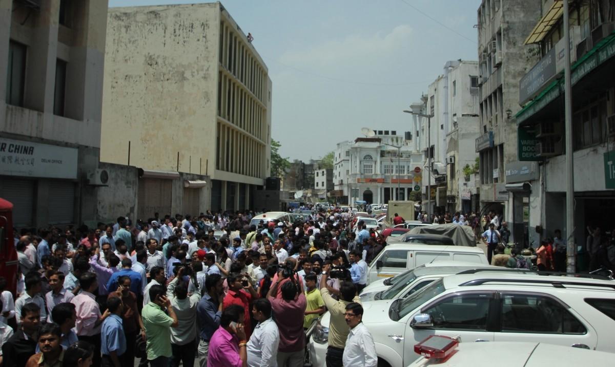 Delhi Earthquake