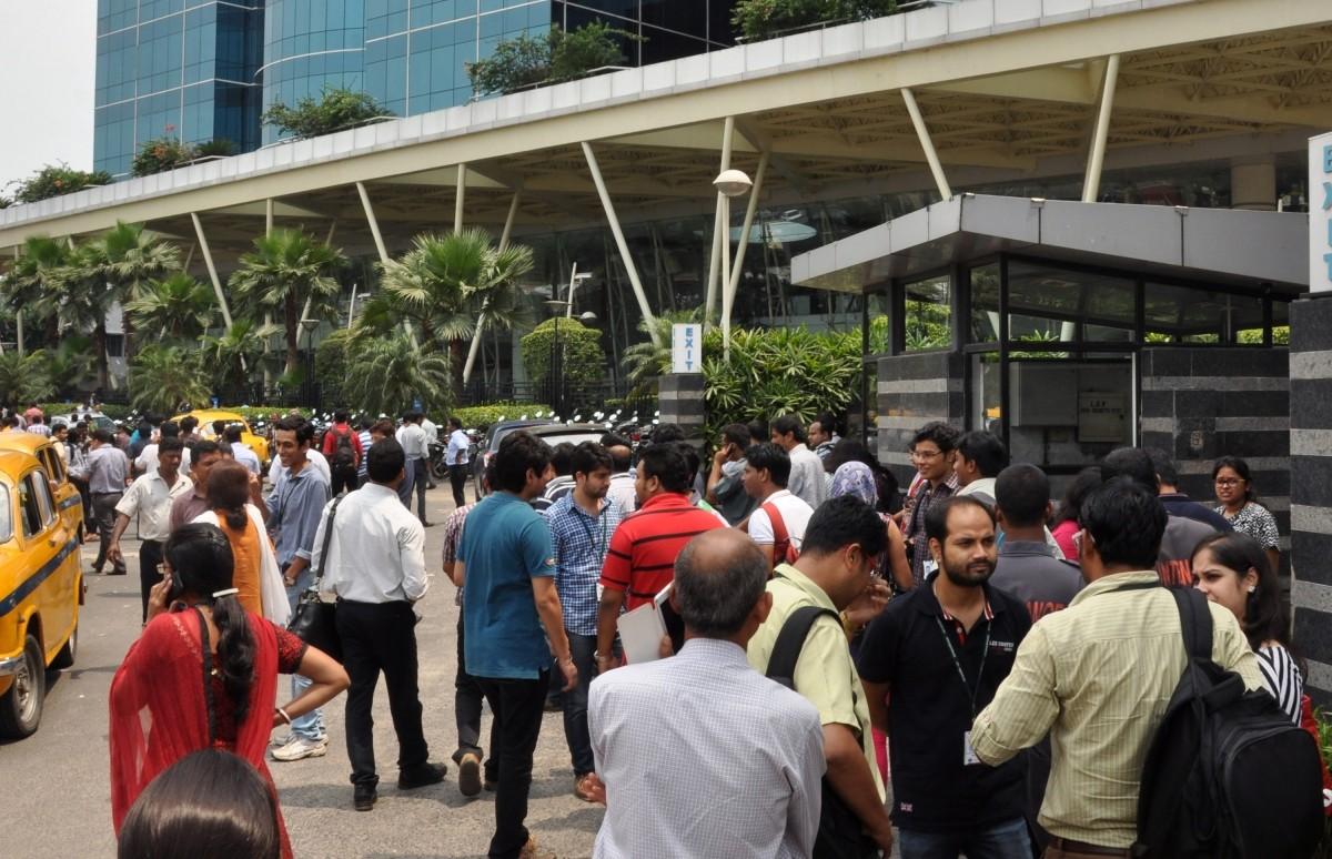 Kolkata Earthquake