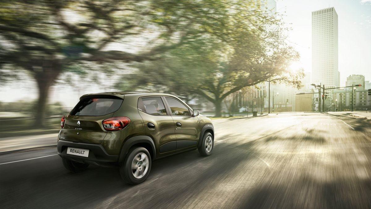 Renault's Small Car 'Kwid'