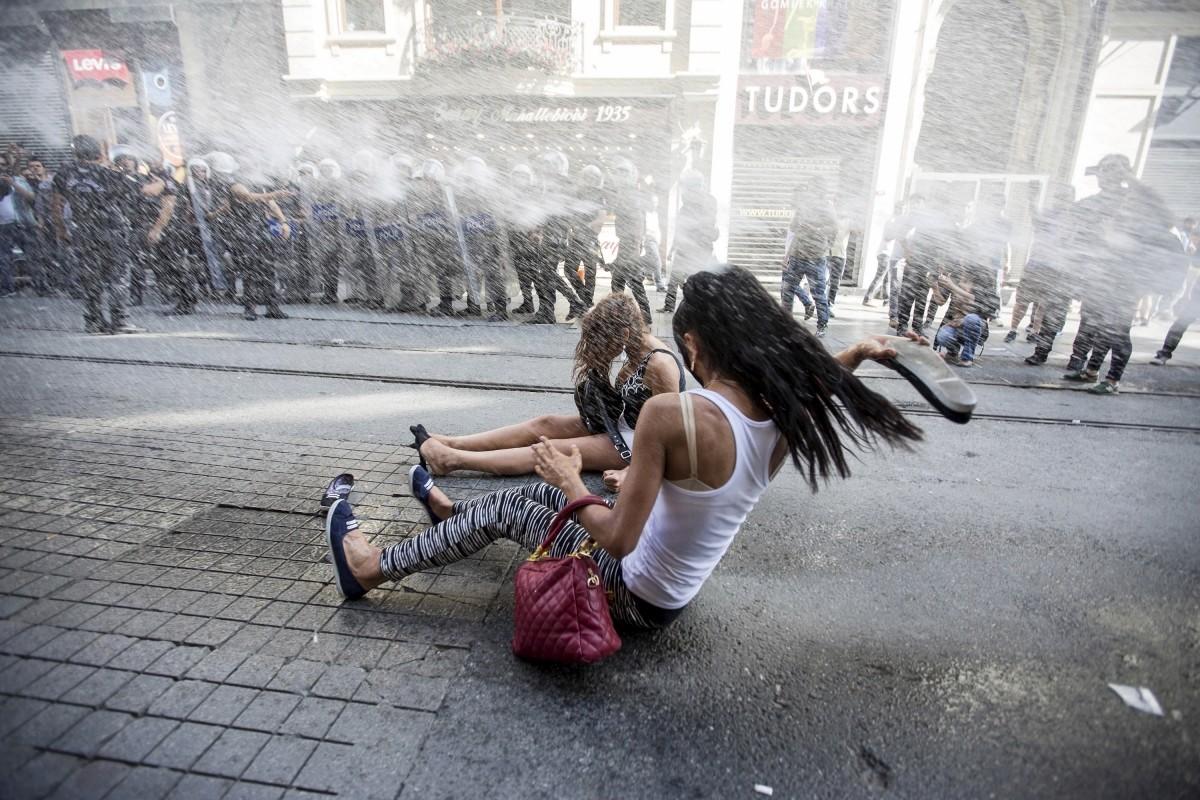 Turkey LGBT March